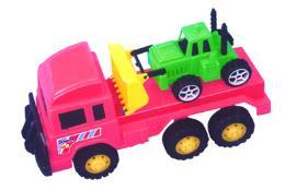 รถของเล่นtrailer truck 323