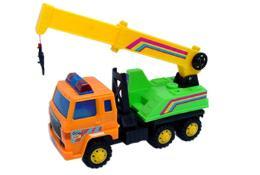 รถของเล่น Crane Truck555
