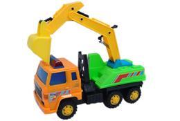 รถของเล่น Digger Truck558