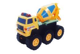รถของเล่นBig Foot Cement Truck546