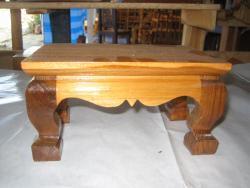 โต๊ะยอด ชุดโต๊ะหมู่บูชา ขนาด 5x7 นิ้ว
