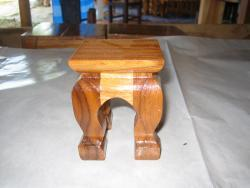 โต๊ะยอด ชุดโต๊ะหมู่บูชา ขนาด 3x3 นิ้ว