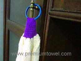ผ้าเช็ดมือแบบแขวน WN002