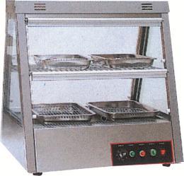 เครื่องแสดงการอุ่นอาหาร JS-2x2