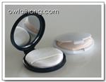 ตลับแป้ง ตลับ Powder Case Eye Shadow Case  (BT126)
