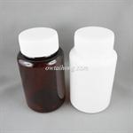 ขวดยาเม็ด PET 150ml ฝาเกลียว (MD180-150ml)