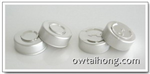 ฝาอลูมิเนียม Aluminium Cap for Vial  (VL114 115)