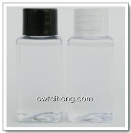 ขวด 30ml pvc เหลี่ยม Squre PVC Bottle 30ml