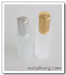 ขวดแก้ว 60 กลมฝ้า คอ 20 มิล Frosted Glass Bottle