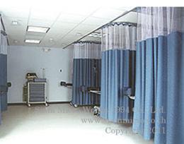 รางม่านโรงพยาบาลรุ่น คลาสิก