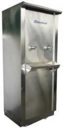 เครื่องทำน้ำเย็น2 หัวก๊อก ต่อตรงท่อปะปา ยี่ห้อ Standard Model S