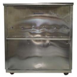 เครื่องทำน้ำเย็นต่อตรงท่อปะปา 6 หัวก๊อก ยี่ห้อ Standard Model