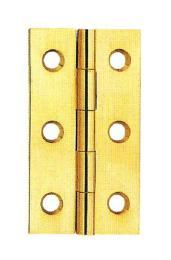 บานพับทองเหลือง NO.55-PB3 3X1-5/8X2