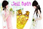เจลอาบน้ำทองคำ