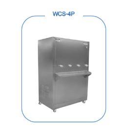 ตู้ทำน้ำเย็นสแตนเลส WCS-4P