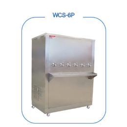ตู้ทำน้ำเย็นสแตนเลส WCS-6P