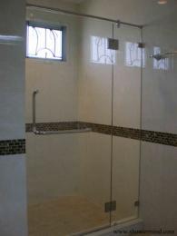 ฉากกั้นห้องอาบน้ำ 10