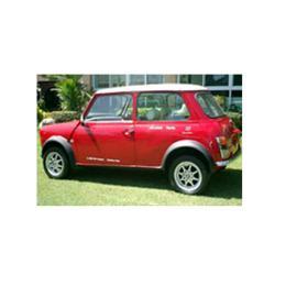รถยนต์นั่งขนาดเล็ก C-FEE Mini Car