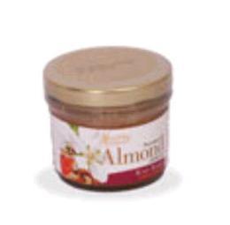 ครีมอัลมอนด์ผสมน้ำผึ้ง 100 g.