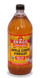 แบรคน้ำส้มสายชูหมักจากแอปเปิ้ลเกษตรอินทรีย์ 946ml.