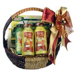 กระเช้าของขวัญ Lovely basket S 3