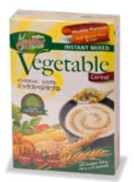 เครื่องดื่มธัญญาหารผสมผักรวม 450 g.
