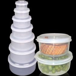 กล่องไมโครเวฟ - กลม  Microwave - Round 062-068