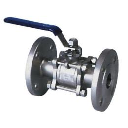 3-PC Stainless Steel 304 Ball Valve