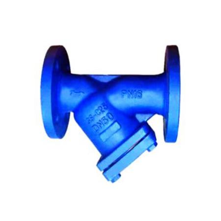 Ductile Iron Y-Stainer