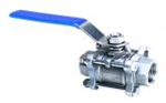 3-pc Stainless Ball Valve