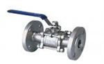 2-pc Stainless Steel 304 Ball Valve