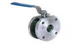 1-pc Wafer Ball Valve
