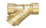 Brass Y – Strainer