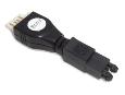 หัวชาร์จ Sony Ericsson Curved Prong (408-S1-SET)