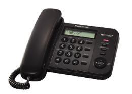 โทรศัพท์สายเดียว KX-TS560BX