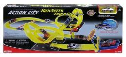 ชุดรางรถ High speed track set plusพร้อมรถ 1 คัน