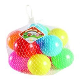 ลูกบอล 12 ลูก สีสวย