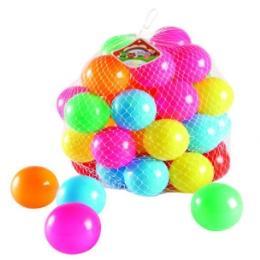 ลูกบอล 40 ลูก สีสวย