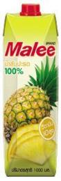 มาลี น้ำสับปะรด 1 ลิตร