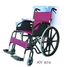 รถเข็นผู้ป่วย KY 874