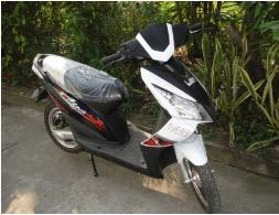 รถจักรยานยนต์ไฟฟ้า