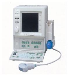 เครื่องตรวจอัลตร้าซาวด์ รุ่น SSD-500