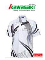 ชุดกีฬาแบดมินตัน T-Shirt K-10121