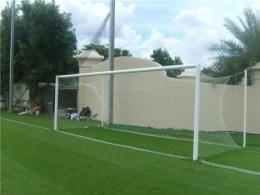 เสาประตูฟุตบอลแบบยุโรป
