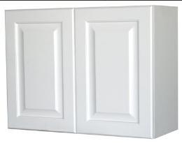 ตู้แขวนติดผนังบานทึบตรง 6080 KMP