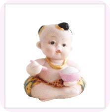 ตุ๊กตาเซรามิค รุ่น TM.029