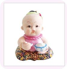 ตุ๊กตาเซรามิค รุ่น TM.033