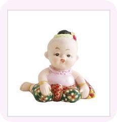 ตุ๊กตาเซรามิค รุ่น TM.034