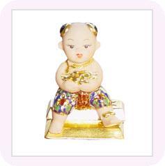 ตุ๊กตาเซรามิค รุ่น TM.0158