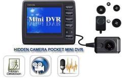 กล้องพ็อกเก็ต Hidden Camera Pocket Mini DVR